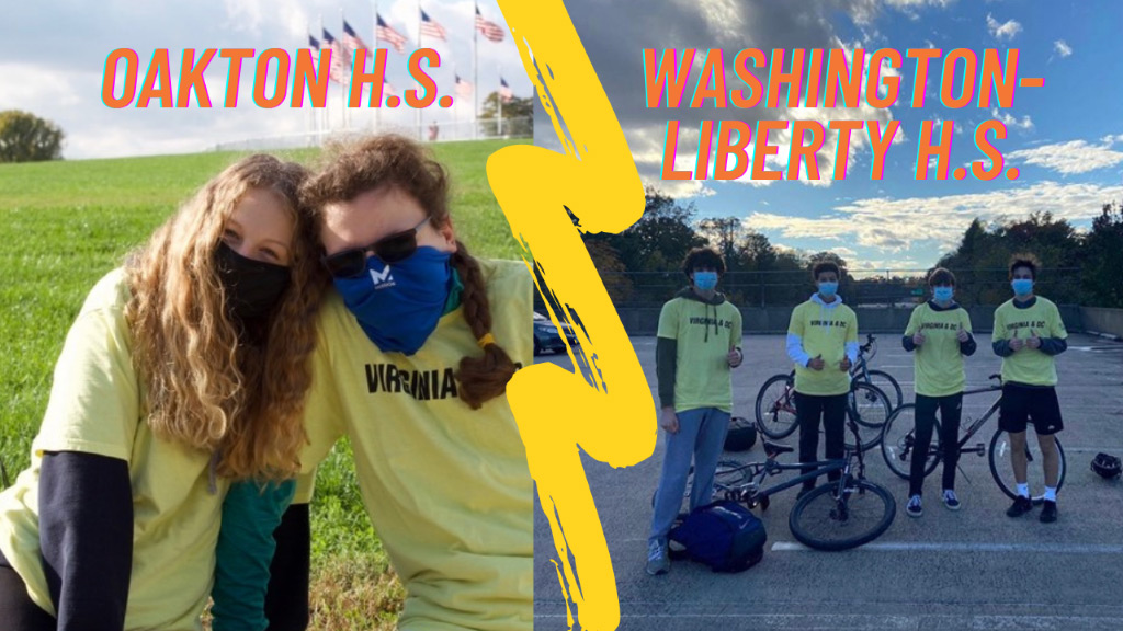 Oakton High School and Washington-Liberty High School